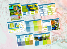 Load image into Gallery viewer, US RTS Butterfly Deluxe kit | Standard Vertical Planner Stickers