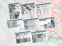 Load image into Gallery viewer, Bliss garden Deluxe kit | Standard Vertical Planner Stickers