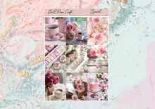 Load image into Gallery viewer, Special Mini kit | Standard Vertical Planner Stickers