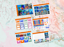 Load image into Gallery viewer, Nemo Happy Planner Deluxe kit | Standard Vertical Planner Stickers