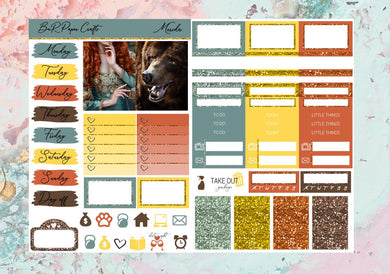 Merida Micro kit | EC Planner Stickers
