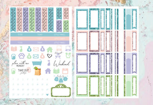 Magic Place Deluxe kit | EC Planner Stickers