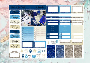 Ravenclaw Micro kit | EC Planner Stickers