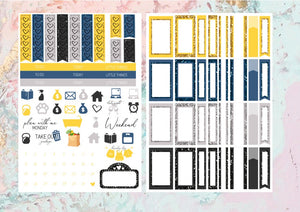 Minions Deluxe kit | EC Planner Stickers
