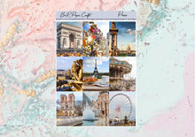 Load image into Gallery viewer, Paris Deluxe kit | EC Planner Stickers