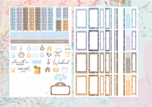 Load image into Gallery viewer, US RTS Cat lover Deluxe kit | Standard Vertical  Planner Stickers