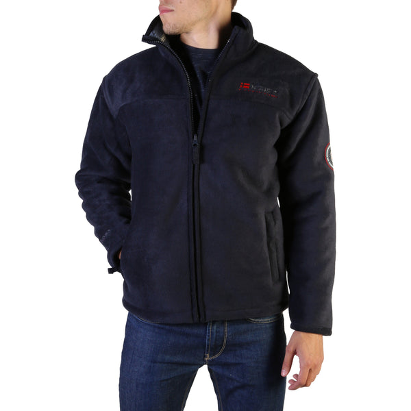 Geographical Norway - Usine_man