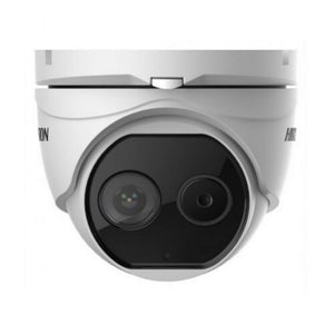 Hikvision Fever Screening Solution - Bullet/Turret Camera Based