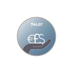 Sales teams improve customer sales when using everything disc