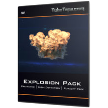 Load image into Gallery viewer, Explosion Pack - 20+ pre keyed elements