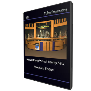 Virtual News Set - Download