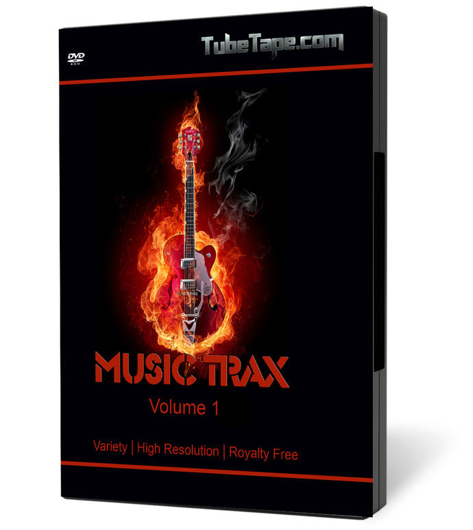 Music Trax Vol. 1 Rock  - Download