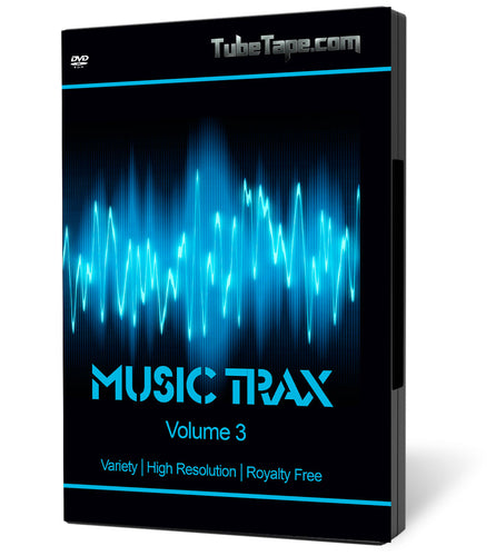 Music Trax Volume 3 - Drama & Science  - Download