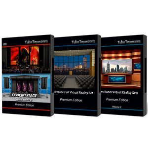 3 Virtual Set Bundle- Download