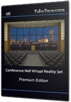 Conference Hall Virtual Set