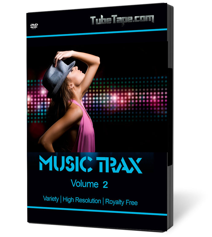Music Trax Vol. 2 Pop / Country - Download