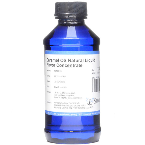 Caramel OS Natural Flavor Concentrate
