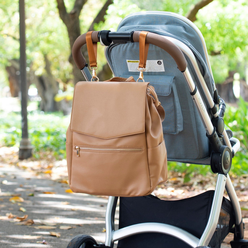 Classic Nappy Backpack (Tan)