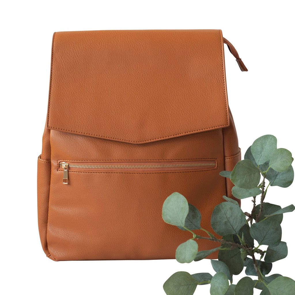 LIMITED EDITION Classic Nappy Backpack (Brown)