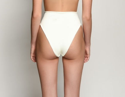 Ivory Farrah high waisted bottom