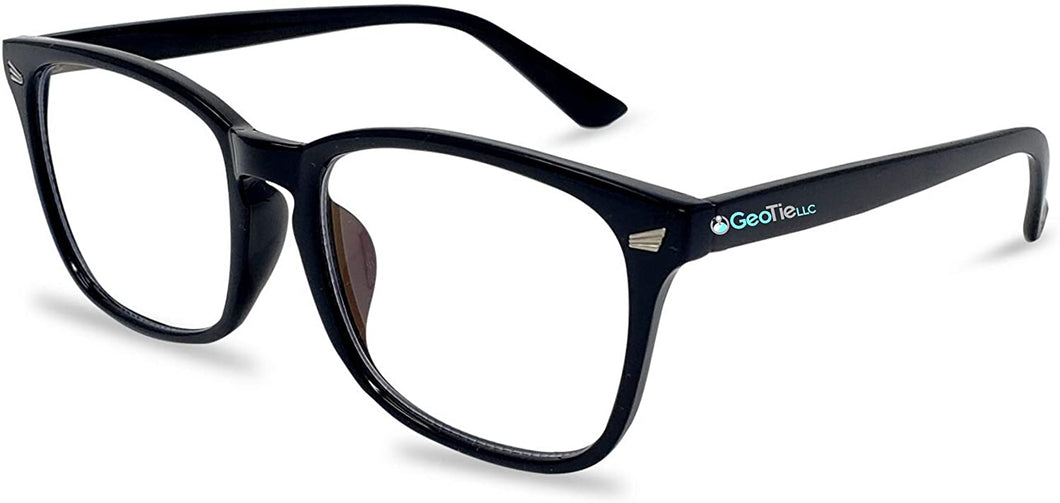 Vintage Black - Blue Light Glasses