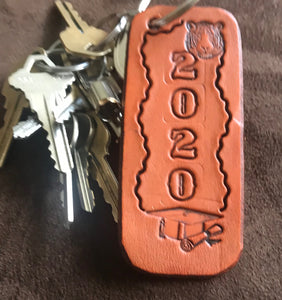 2020 Gifts! Key Rings perfect for your Graduate!
