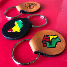 Load image into Gallery viewer, Mini Keyring Key Fobs - Represent for the People