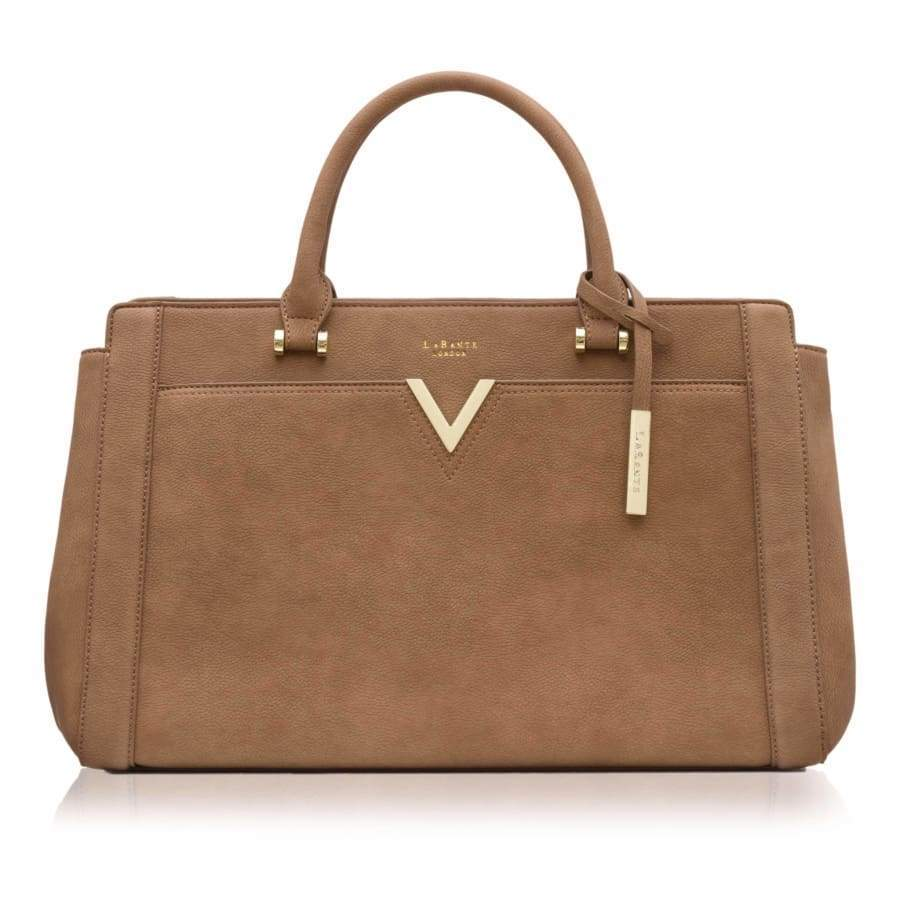 Dawson Brown Vegan Laptop Bag
