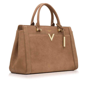 Brown Vegan Laptop Bag