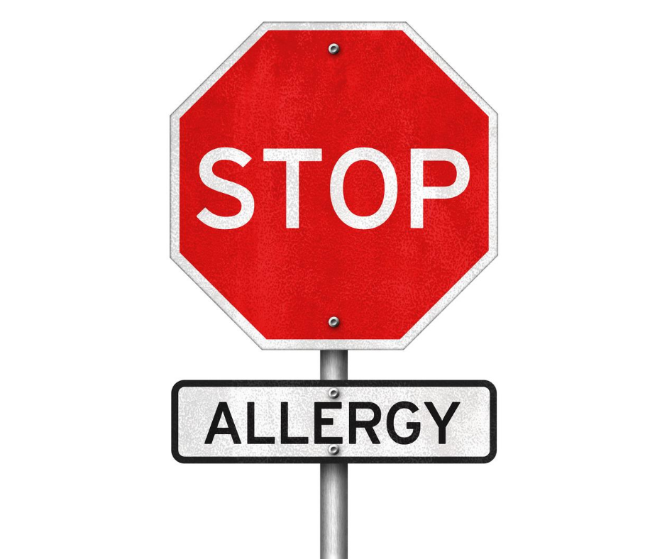 Allergies - 1 in 5 people can be affected!