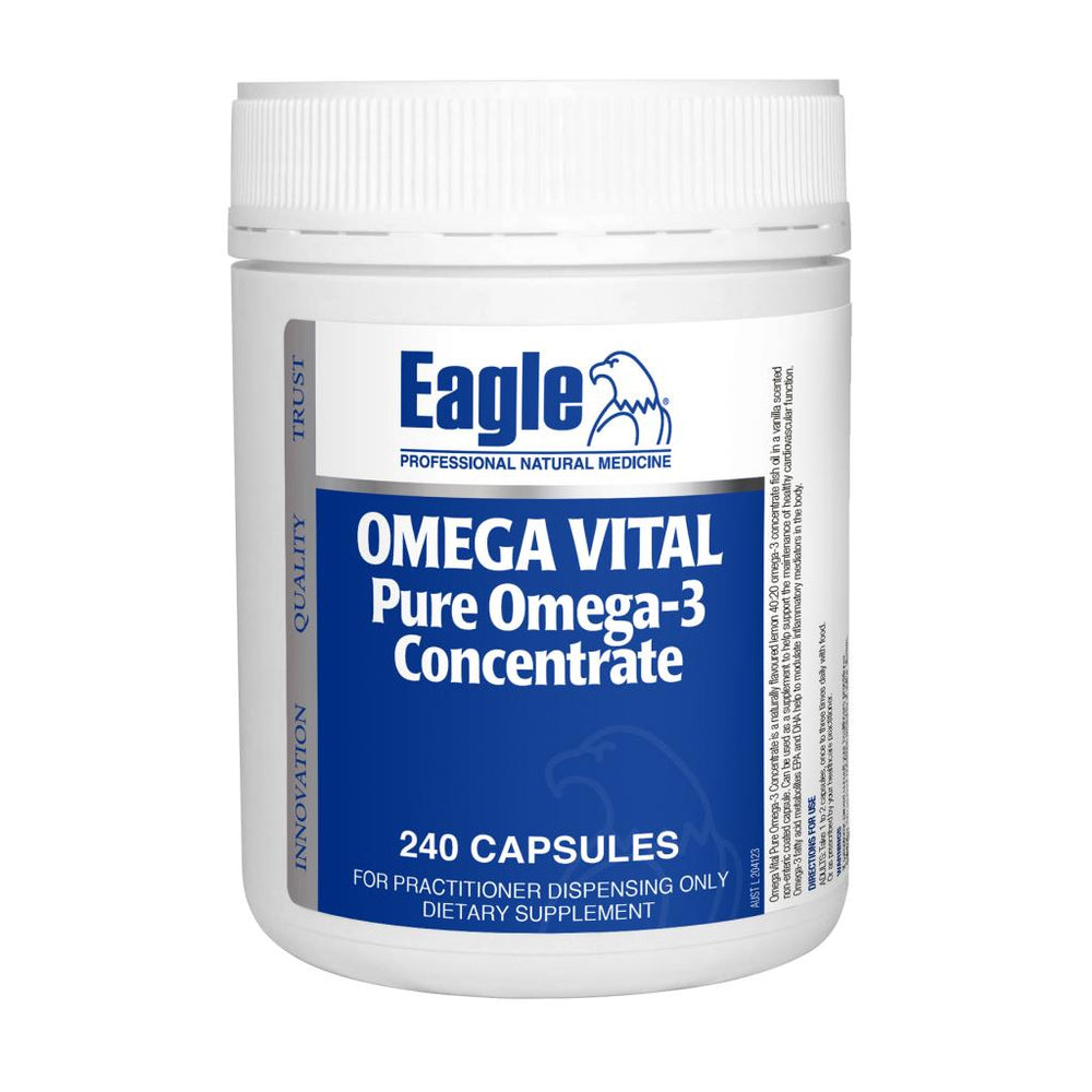 Eagle Fish Oil 240