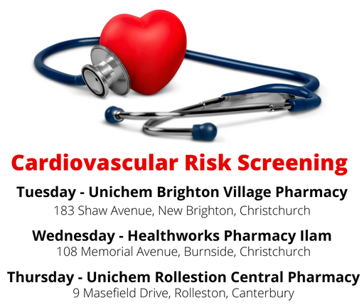 Cardiovascular Risk Screening Appointment