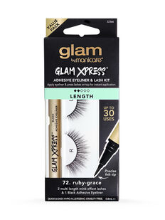 Glam Xpress Lash Ruby-Grace