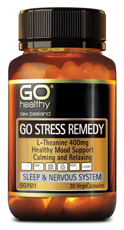 Go Healthy Go Stress Relief 30s