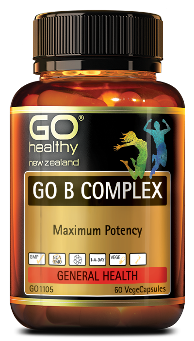 Go Healthy Go B Complex 60s