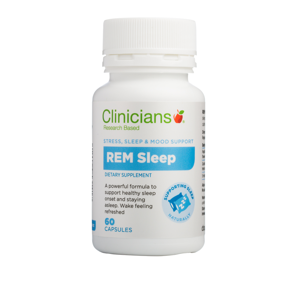 Clinicians REM Sleep 60s