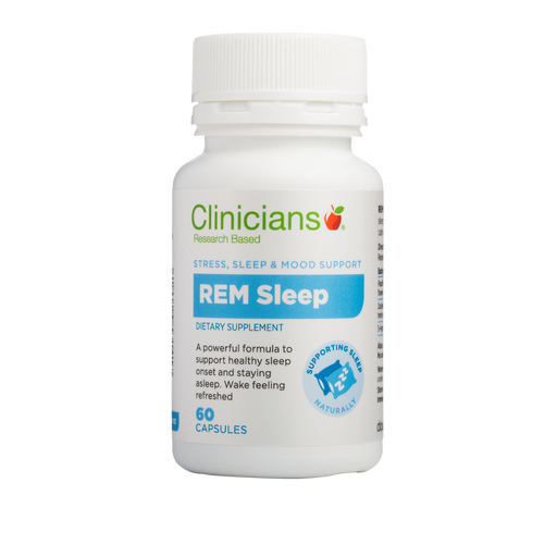 Clinicians REM Sleep Capsule  60