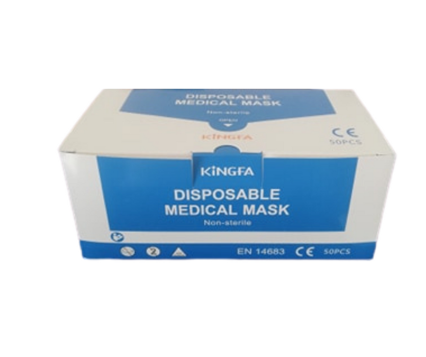 Disposable Medical Mask Kingfa