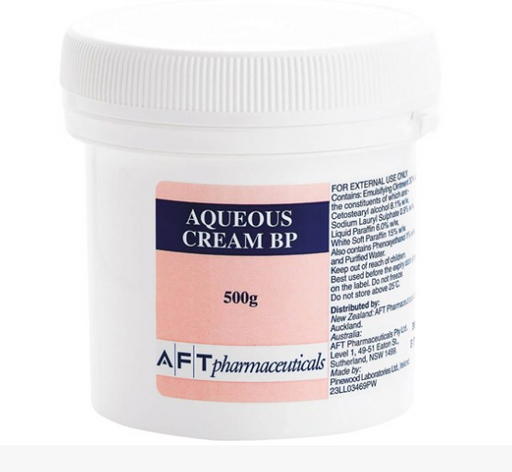 AFT Aqueous Cream 500g