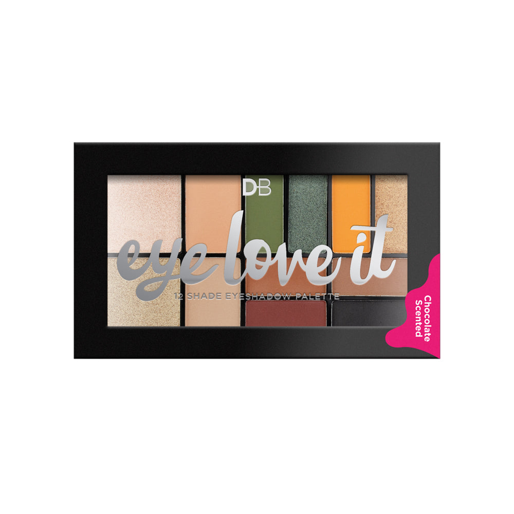 DB Eye Pallette Spice Up Your Life