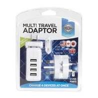 Globite Multi Travel Adaptor