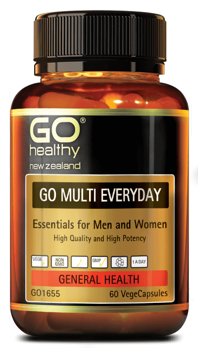 Go Healthy Go Multi 60s