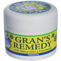 Gran's Remedy Foot Powder 50g