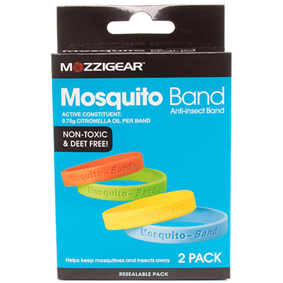 Mozzigear Mosquito Band 2pk