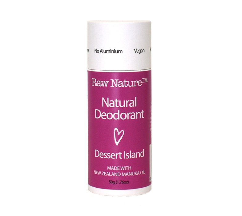 Raw Nature Dessert Island Deodorant Stick