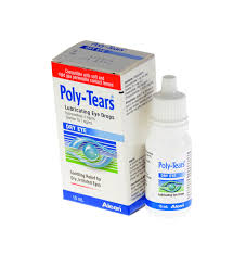 Poly Tears Eye Drops 15mL