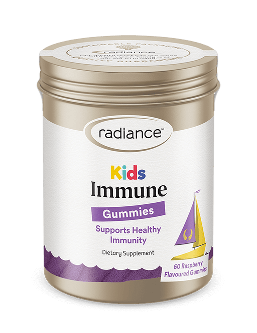 RADIANCE KIDS IMMUNE GUMMIES 60'S