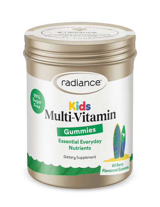 RADIANCE KIDS MULTI-VITAMIN GUMMIES 60'S