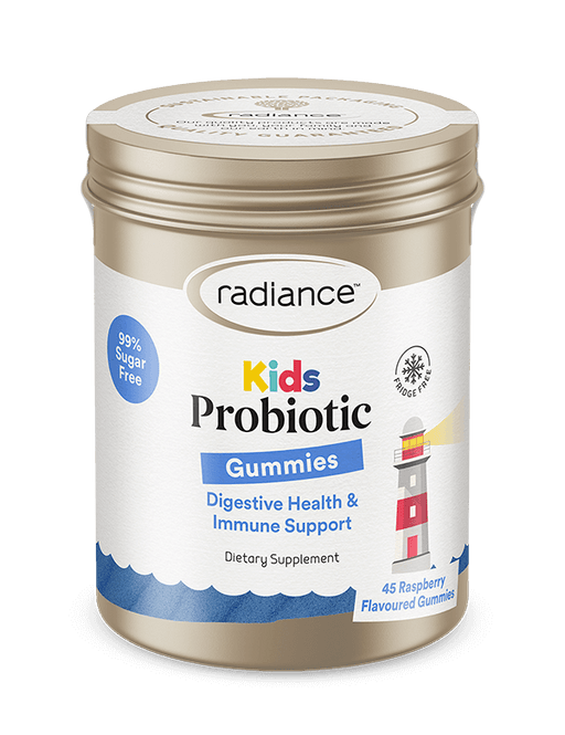 RADIANCE KIDS PROBIOTIC GUMMIES 45'S