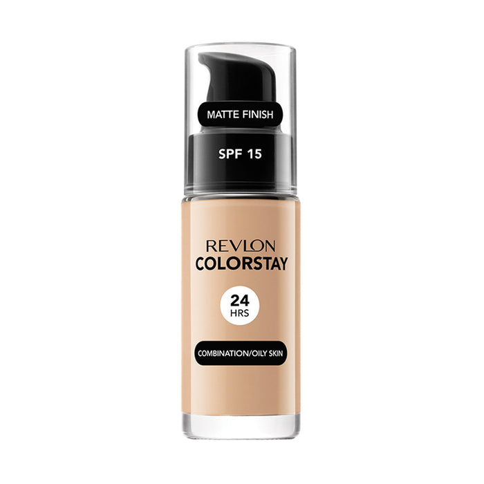 Revlon Colorstay Combination/Oily Natural Beige Liquid Make Up